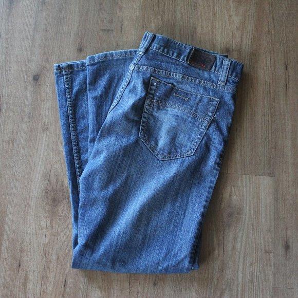 "RSQ Slim Straight Jeans 33"" Waist"